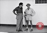 Image of Liberated prisoner Bob Jones from Los Baños Manila Philippines, 1945, second 11 stock footage video 65675040437
