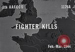 Image of Eighth Air Force gun camera footage Germany, 1944, second 1 stock footage video 65675040503