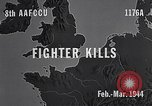 Image of Eighth Air Force gun camera footage Germany, 1944, second 3 stock footage video 65675040503