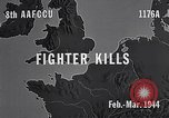 Image of Eighth Air Force gun camera footage Germany, 1944, second 6 stock footage video 65675040503