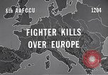Image of Airfield towers Germany, 1944, second 2 stock footage video 65675040504
