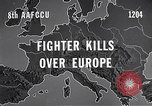 Image of Airfield towers Germany, 1944, second 6 stock footage video 65675040504