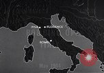 Image of Bombing Italy, 1944, second 8 stock footage video 65675040505