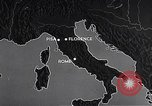 Image of Bombing Italy, 1944, second 10 stock footage video 65675040505