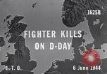 Image of D-Day US Aircraft gun camera footage France, 1944, second 1 stock footage video 65675040507