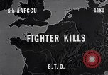 Image of ME-210 Germany, 1944, second 1 stock footage video 65675040508