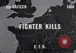 Image of ME-210 Germany, 1944, second 2 stock footage video 65675040508