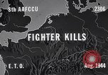 Image of German planes Europe, 1944, second 6 stock footage video 65675040510