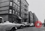 Image of Residents of the South Bronx South Bronx New York City USA, 1965, second 12 stock footage video 65675040522