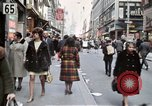 Image of Pedestrians on New York City street 1970 New York City USA, 1970, second 1 stock footage video 65675040525
