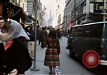 Image of Pedestrians on New York City street 1970 New York City USA, 1970, second 8 stock footage video 65675040525