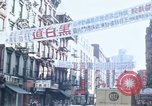 Image of Chinatown New York City New York City USA, 1970, second 8 stock footage video 65675040531