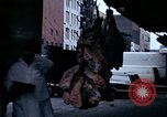 Image of Meat packing district New York City USA, 1970, second 8 stock footage video 65675040544
