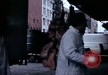 Image of Meat packing district New York City USA, 1970, second 11 stock footage video 65675040544