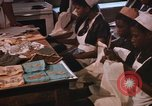 Image of Needlework and sewing class Kingston Jamaica, 1972, second 1 stock footage video 65675040547
