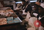 Image of Needlework and sewing class Kingston Jamaica, 1972, second 2 stock footage video 65675040547