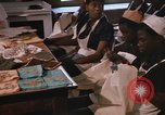Image of Needlework and sewing class Kingston Jamaica, 1972, second 7 stock footage video 65675040547