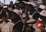 Image of Needlework and sewing class Kingston Jamaica, 1972, second 10 stock footage video 65675040547