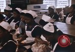 Image of Needlework and sewing class Kingston Jamaica, 1972, second 11 stock footage video 65675040547