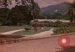 Image of greenhouse Kingston Jamaica, 1972, second 8 stock footage video 65675040555