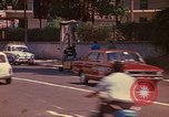 Image of Busy street Montego Bay Jamaica, 1972, second 7 stock footage video 65675040556