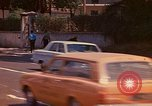 Image of Busy street Montego Bay Jamaica, 1972, second 10 stock footage video 65675040556