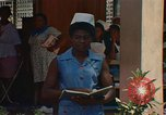 Image of Jamaican nurse Jamaica, 1972, second 2 stock footage video 65675040559