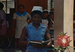 Image of Jamaican nurse Jamaica, 1972, second 4 stock footage video 65675040559