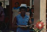 Image of Jamaican nurse Jamaica, 1972, second 5 stock footage video 65675040559