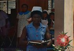 Image of Jamaican nurse Jamaica, 1972, second 7 stock footage video 65675040559