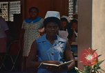 Image of Jamaican nurse Jamaica, 1972, second 8 stock footage video 65675040559