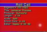 Image of Jamaican Posse United States USA, 1989, second 6 stock footage video 65675040567