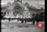 Image of Palace of Electricity Paris France, 1900, second 2 stock footage video 65675040581