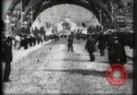 Image of Eiffel Tower Paris France, 1900, second 11 stock footage video 65675040582