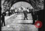 Image of Eiffel Tower Paris France, 1900, second 12 stock footage video 65675040582