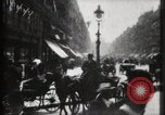 Image of Place de L'Opera Paris France, 1900, second 4 stock footage video 65675040583