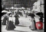 Image of Champs de Mars Paris France, 1900, second 3 stock footage video 65675040585