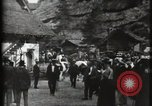 Image of Swiss Village Paris France, 1900, second 7 stock footage video 65675040591