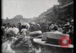 Image of women wearing hats Paris France, 1900, second 4 stock footage video 65675040595