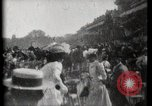 Image of women wearing hats Paris France, 1900, second 7 stock footage video 65675040595