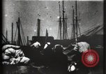 Image of Stranded schooner Galveston Texas USA, 1900, second 12 stock footage video 65675040599