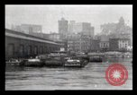 Image of Brooklyn Bridge New York City USA, 1903, second 8 stock footage video 65675040607