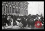 Image of Immigrants arriving at Ellis Island New York City USA, 1906, second 7 stock footage video 65675040611