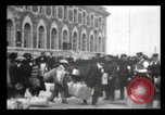 Image of Immigrants arriving at Ellis Island New York City USA, 1906, second 9 stock footage video 65675040611
