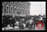 Image of Immigrants arriving at Ellis Island New York City USA, 1906, second 11 stock footage video 65675040611
