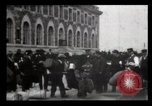 Image of Immigrants arriving at Ellis Island New York City USA, 1906, second 12 stock footage video 65675040611
