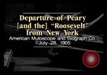 Image of Robert Peary New York City USA, 1905, second 2 stock footage video 65675040612