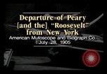 Image of Robert Peary New York City USA, 1905, second 3 stock footage video 65675040612