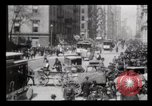 Image of Lower Broadway New York City USA, 1903, second 8 stock footage video 65675040615