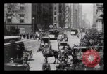 Image of Lower Broadway New York City USA, 1903, second 11 stock footage video 65675040615